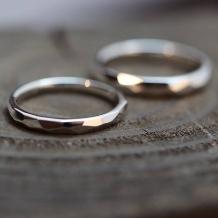 ジュエリーアラザン_【手作り×フルオーダー】ふたりだけの結婚指輪!制作時間も想い出に!