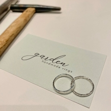 ガーデンフェスタ_手作り結婚指輪