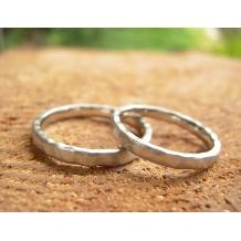 工房Noritake_優しい光をイメージした指輪です。