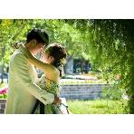 ロケーション撮影、前撮:Home studio esperanza wedding