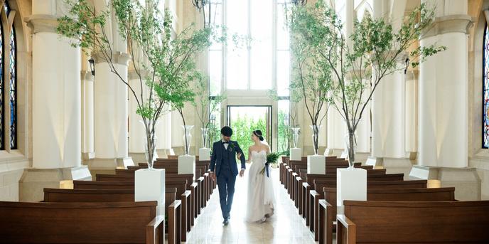 ザ・グランドティアラ Senju(エルカミーノリアル大聖堂) チャペル(エルカミーノリアル大聖堂)画像1-1
