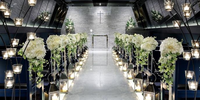 ヴィアーレ大阪 チャペル・大宴会場画像1-1