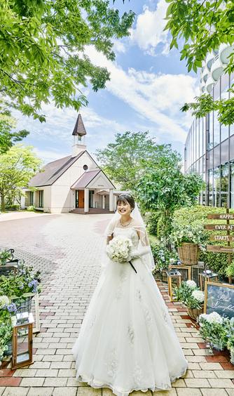 鹿児島サンロイヤルホテル チャペル(ガーデンチャペルロイヤル)画像2-1