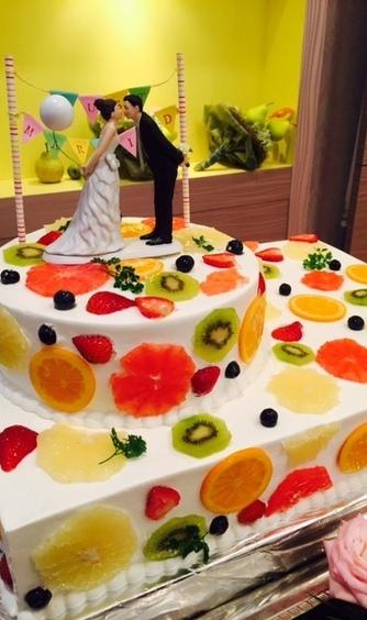 マリエールオークパイン日田 料理・ケーキ1画像1-1