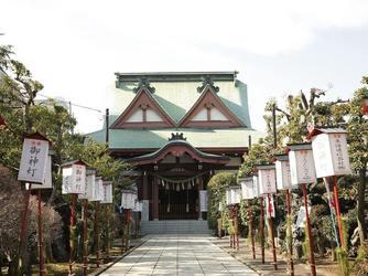 八王子ホテルニューグランド(グランドビクトリア八王子) 神社(八幡八雲神社)画像2-2