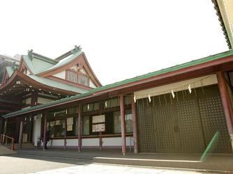 八王子ホテルニューグランド(グランドビクトリア八王子) 神社(八幡八雲神社)画像2-4