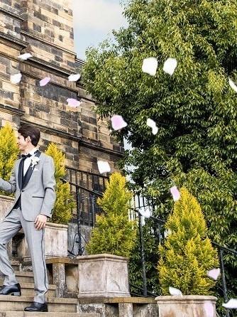 八王子ホテルニューグランド(グランドビクトリア八王子) チャペル(憧れの大聖堂×大階段♪笑顔溢れる感動挙式)画像1-2