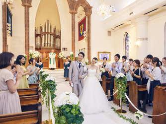 ホテルサンライフガーデン/グランドビクトリア湘南 チャペル(スコットランドから移築した本物教会)画像2-3