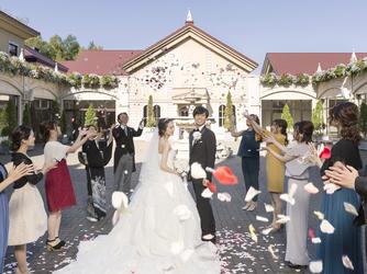 ブルーミントンヒル チャペル(挙式&パーティ★結婚式のための街)画像2-2