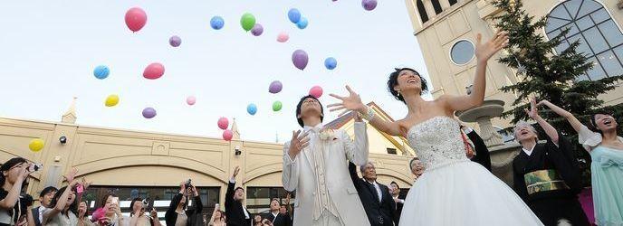 ブルーミントンヒル チャペル(挙式&パーティ★結婚式のための街)画像2-1
