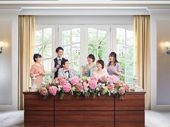 京王プラザホテル 80~120名【扇】自然光×プライベート画像2-3