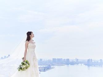 PENTHOUSE THE TOKYO by SKYHALL(ペントハウス ザ トウキョウ バイ スカイホール) 【コンセプト】地上152mで天空の結婚式画像2-3