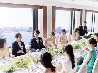 PENTHOUSE THE TOKYO by SKYHALL(ペントハウス ザ トウキョウ バイ スカイホール) 【コンセプト】地上152mで天空の結婚式画像1-3