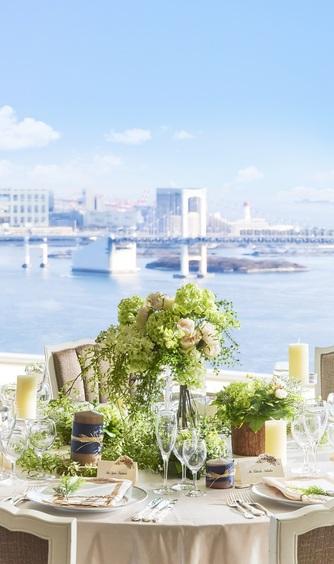 PENTHOUSE THE TOKYO by SKYHALL(ペントハウス ザ トウキョウ バイ スカイホール) 【コンセプト】地上152mで天空の結婚式画像2-1