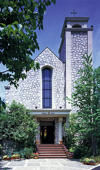 セントラポール教会(ホテルラポール千寿閣) チャペル(セントラポール教会)画像2-1