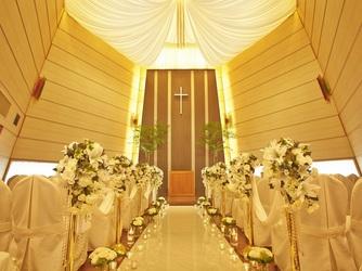 ホテル志戸平 チャペル(光の教会)画像1-3
