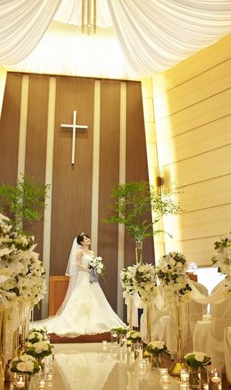 ホテル志戸平 チャペル(光の教会)画像1-1