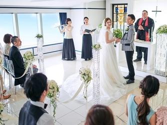 第一ホテル東京シーフォート チャペル(地上100m!◆天空の挙式会場)画像2-1