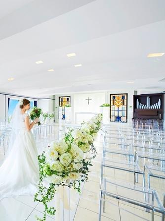第一ホテル東京シーフォート チャペル(地上100m!◆天空の挙式会場)画像1-2