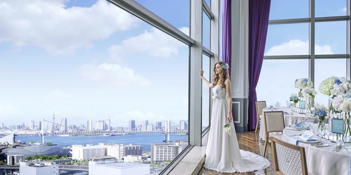第一ホテル東京シーフォート スカイバンケット◆トップ・オブ・ザ・ベイ画像1-1