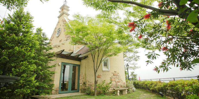 海辺のガーデンハウス リーベリア チャペル(セントメアリー教会)画像1-1