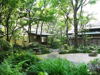 ホテル横浜キャメロットジャパン 庭園1画像2-2