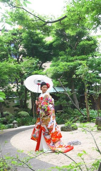 ホテル横浜キャメロットジャパン 庭園1画像2-1