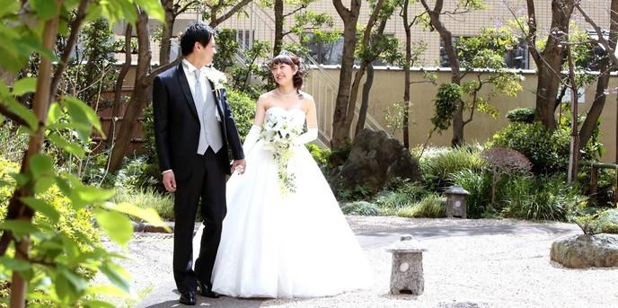 ホテル横浜キャメロットジャパン 庭園1画像1-1