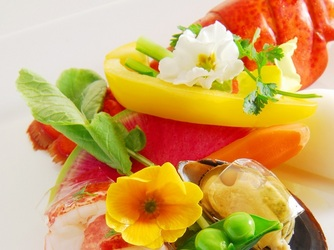 鞘ヶ谷ガーデン アグラス(Sayagatani garden aglass) 料理・ケーキ1画像2-3