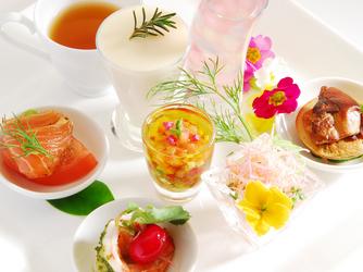 鞘ヶ谷ガーデン アグラス(Sayagatani garden aglass) 料理・ケーキ1画像2-1