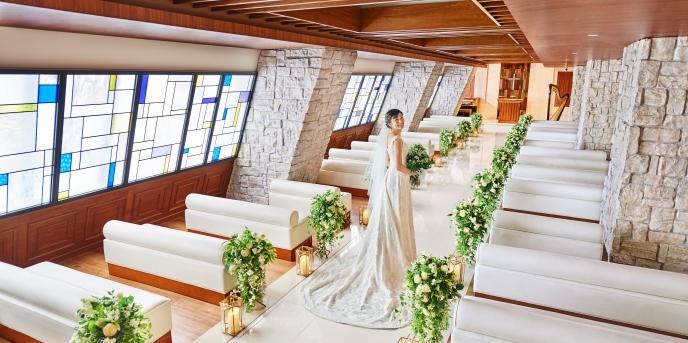 ホテル日航大阪 チャペル(チャペル リガーレ)画像1-1