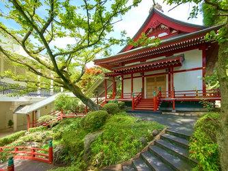 Royal Garden Palace 八王子日本閣 神殿(「縁結びの神」をまつる御殿山神殿)画像2-1