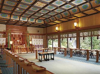 ロイヤルガーデンパレス 柏 日本閣 神社(出雲大社 千葉湖上殿)画像2-2
