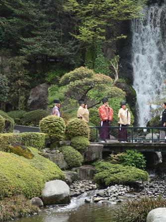 ロイヤルガーデンパレス 柏 日本閣 神社(出雲大社 千葉湖上殿)画像1-1