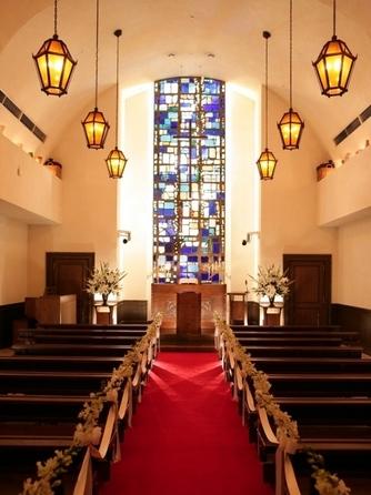 エスタシオン・デ・神戸 チャペル(聖テオドシオ教会)画像1-1