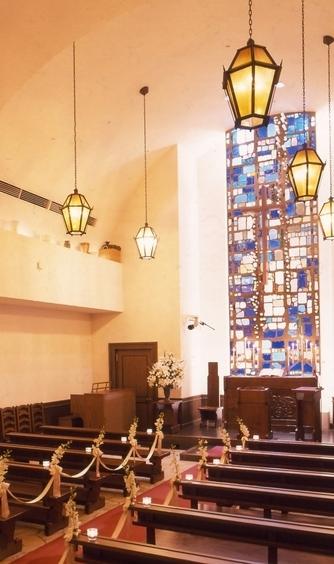 エスタシオン・デ・神戸 チャペル(聖テオドシオ教会)画像2-1