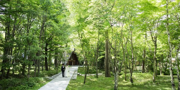 星野リゾート 軽井沢ホテルブレストンコート ロケーション画像1-1