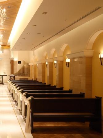 ホテルニューオータニ チャペル(正統派の「チャペル プリンチパーレ」)画像1-2