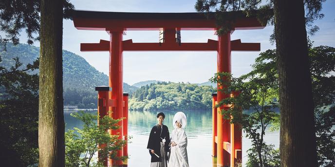 湯本富士屋ホテル 神社(箱根神社)画像1-1