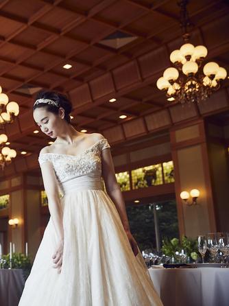 ウェスティン都ホテル京都 100周年を迎えた「葵殿」画像1-2
