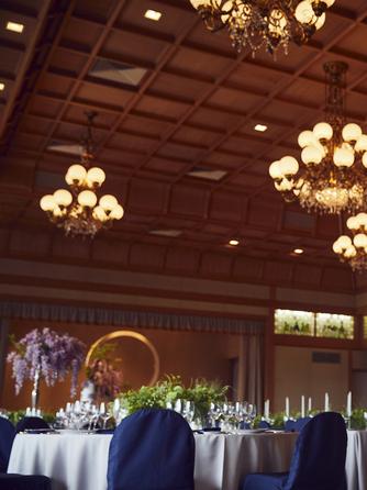 ウェスティン都ホテル京都 100周年を迎えた「葵殿」画像1-1