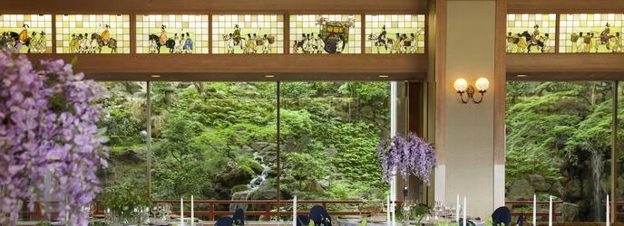 ウェスティン都ホテル京都 100周年を迎えた「葵殿」画像2-1