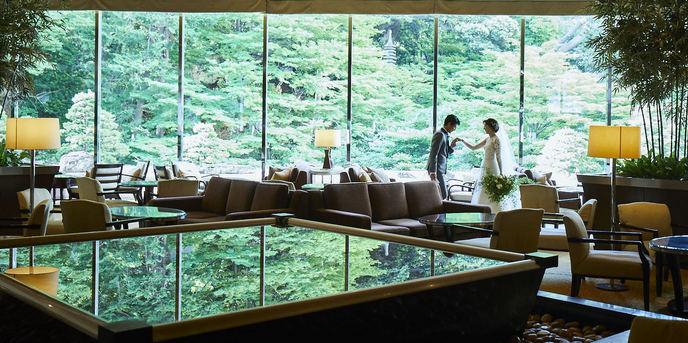 シェラトン都ホテル東京 撮影スポット1画像1-1