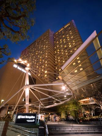 ホテルメトロポリタン 外観画像1-2