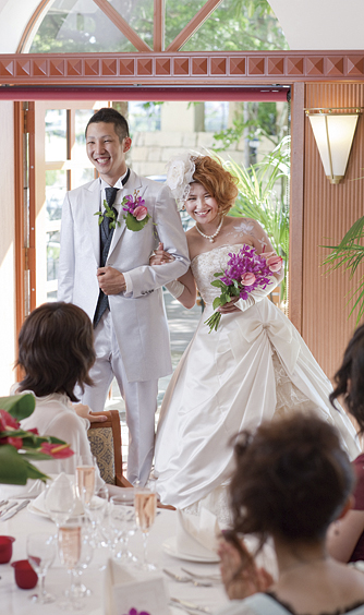CLUB WEDDING(日本の宿 のと楽 ホテル能登倶楽部) ヴェルパティオ画像2-1