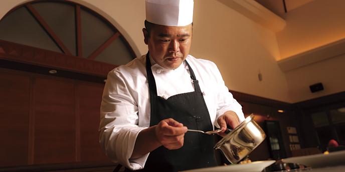 CLUB WEDDING(日本の宿 のと楽 ホテル能登倶楽部) 料理・ケーキ画像1-1
