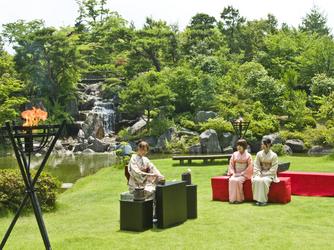 ホテル泉慶・華鳳 庭園画像2-3