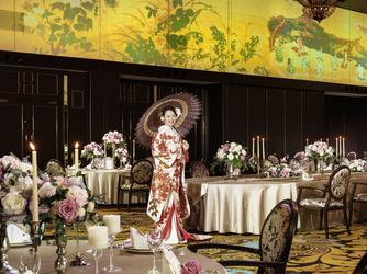 Japanese Resort Wedding SENKEI&KAHOU(ホテル泉慶・華鳳) 黎明(れいめい)‐ホテル華鳳‐画像2-2