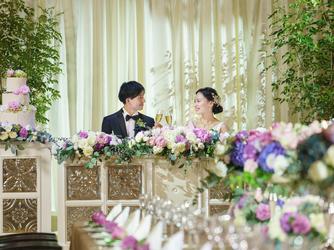 Japanese Resort Wedding SENKEI&KAHOU(ホテル泉慶・華鳳) 黎明(れいめい)‐ホテル華鳳‐画像2-3