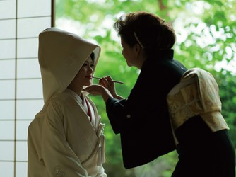 Japanese Resort Wedding SENKEI&KAHOU(ホテル泉慶・華鳳) 神殿(新挙式会場 縁-enishi-(館内)&ガーデン)画像2-2